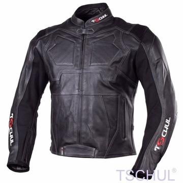TSCHUL 850 (M) kurtka motocyklowa SKÓRA* na motor