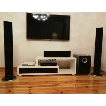JBL cinema sound csp1550 głośniki 5.1 + subwoofer