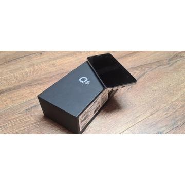 LG Q6 32GB Platinum Dual Sim jak nowy