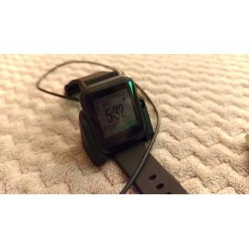 AMAZFIT Bip Czarny smartwatch stan idealny