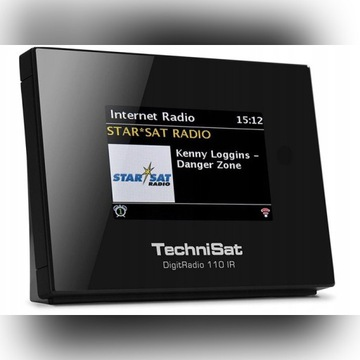 DIGITRADIO 110 IR DAB+ WiFi, bluetooth, WiFi