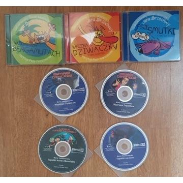 Audiobooki CD-mp3 plus audio CD (dla dzieci)