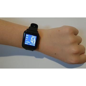 Smartwatch Xiaomi Amazfit Bip + dodatkowy pasek