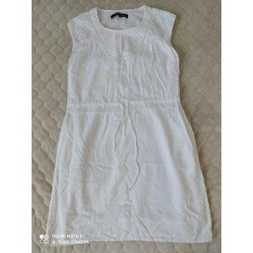 Biała sukienka Top Secret 36,nowa bez metki