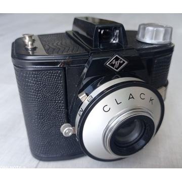 Aparat fotograficzny Agfa CLACK w etui