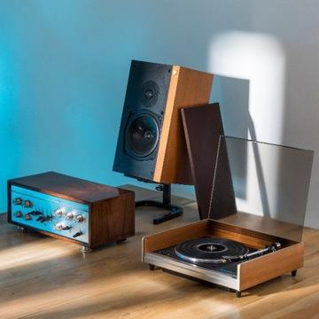 zestaw stereo vintage, sony sansui luxman pioneer