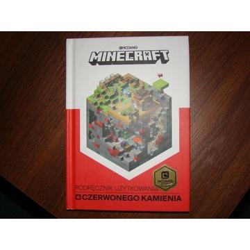 Minecraft podręcznik użytkowania czerwonego kam.