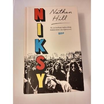 Niksy, Nathan Hill, powieść