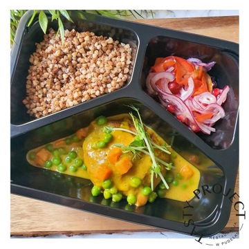 catering pudełkowy dietetyczny Tasty Project