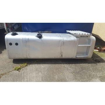 Zbiornik paliwa man tgx 660l + 75 adblu