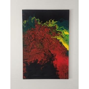 Obraz Akrylowy 40x60 Abstrakcja