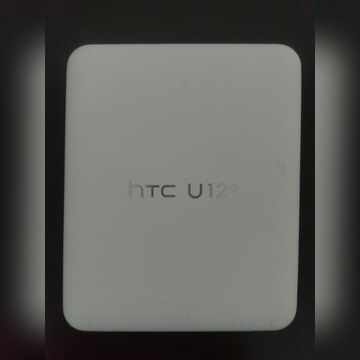HTC U12+ translucent blue