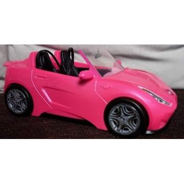 Barbie Różowy Kabriolet Dvx59