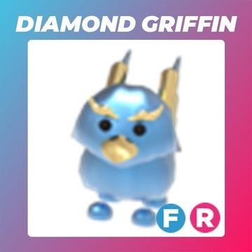 Roblox Adopt Me Diamond Griffin FR