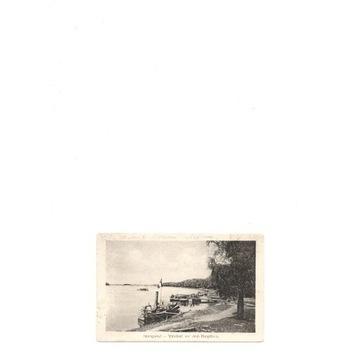IWANGOROD - DĘBLIN - OKRĘTY WOJENNE NA WIŚLE 1917r