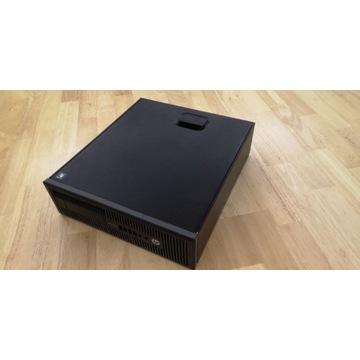 Komputer HP800 G2 dla gracza i do nauki GF 1050Ti