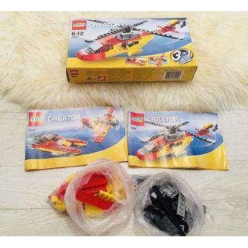 Lego Creator 5866 3w1 helikopter transportowy