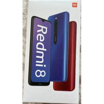 Xiaomi Redmi 8 4GB/64GB DualSIM CZARNY