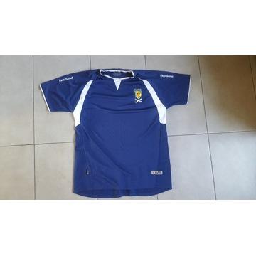 Koszulka piłkarska Szkocja.  Rozmiar z metki S.