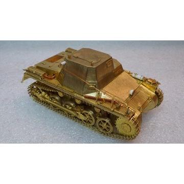 kleiner Panzerbefehlswagen.
