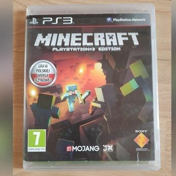 Gra Playstation 3 MINECRAFT