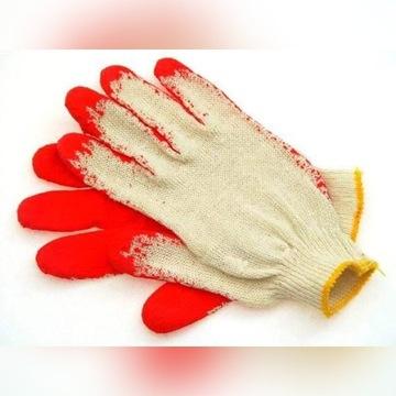 WAMPIRKI Rękawice Robocze 600p rękawiczki ogrodowe