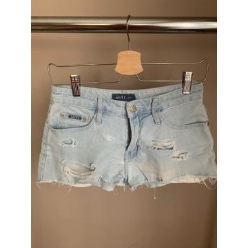 Spodenki jeansowe rozm. S