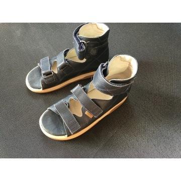 Sandały ortopedyczne rozmiar 32