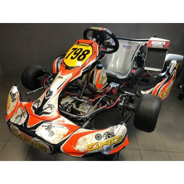 Karting Rotax 125 Max DD2 CRG