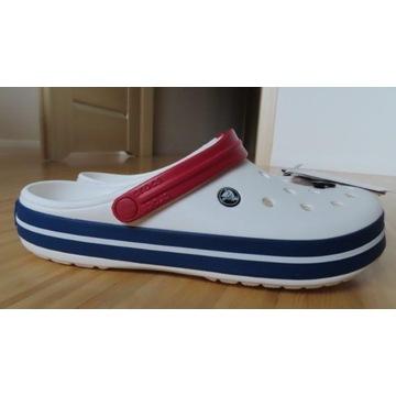 Crocs sandały klapki buty nowe nowe roz 45-46