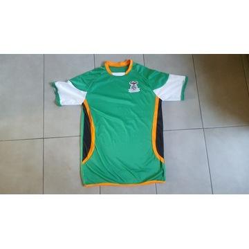 Koszulka piłkarska Zambia.