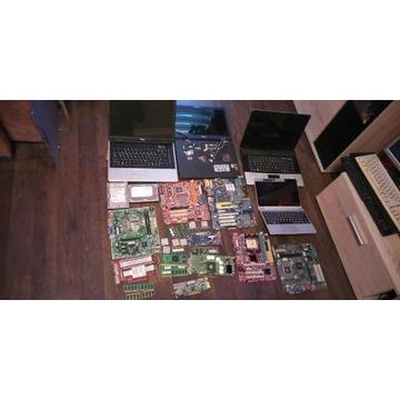 części komputerowe na odzysk złom