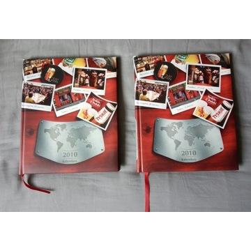TYSKIE Notatnik Kalendarz 2010