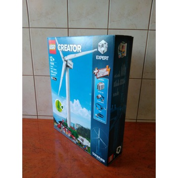 LEGO Creator Expert turbina Vestas 10268 NOWA