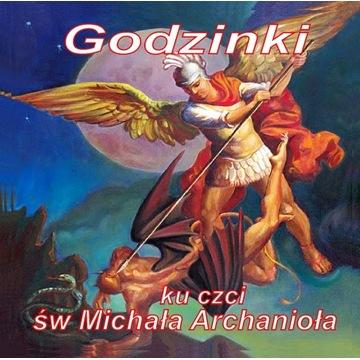 Godzinki ku czci Św.Michała Archanioła płyta CD