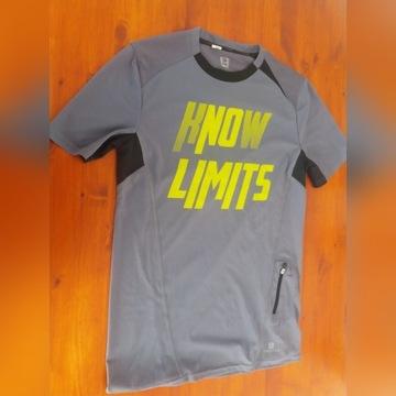 Koszulka techniczna do biegania sportowa