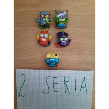 Super Zings seria 2,3,4,5 i 6