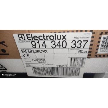 Pralka Electrolux EWS6S326CPC