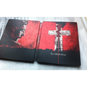 THERE WILL BE BLOOD AŻ POLEJE SIĘ KREW STEELBOOK