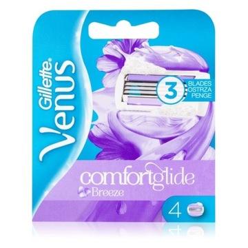Ostrza Gillette Venus Comfort Glide Breeze 4 szt