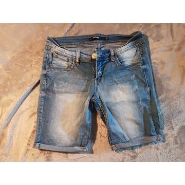jeansowe szorty sinsay s
