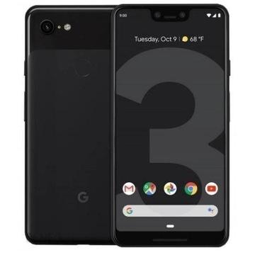 Nowy telefon Google Pixel 3 XL czarny Android 11