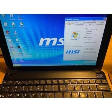 Netbook MSI U135DX