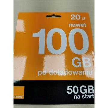 Wyjątkowy Starter Orange 506833007