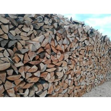 Drewno kominkowe Buk Grab Jesion