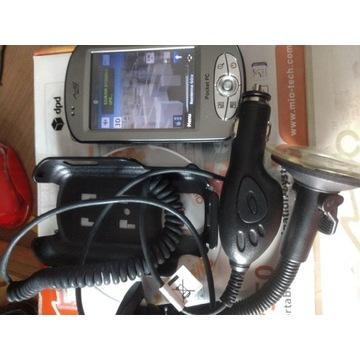 Palmtop 350 Nawigacja GPS rowerowa i samochodowa
