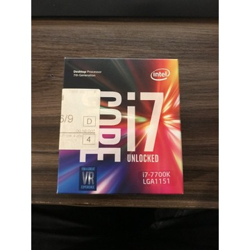 Intel Core i7-7700K 4.2GHz LGA 1151