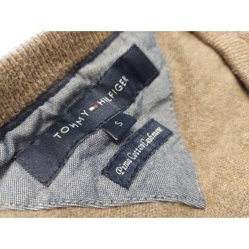 TOMMY HILFIGER 2 swetry/ bluzy PREMIUM -zestaw S