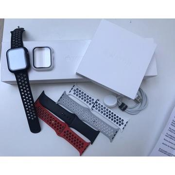Apple Watch 4 44mm - NOWY - GWARANCJA  - Dodatki