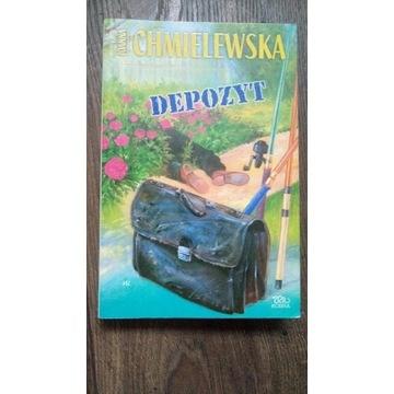 Depozyt - Joanna Chmielewska